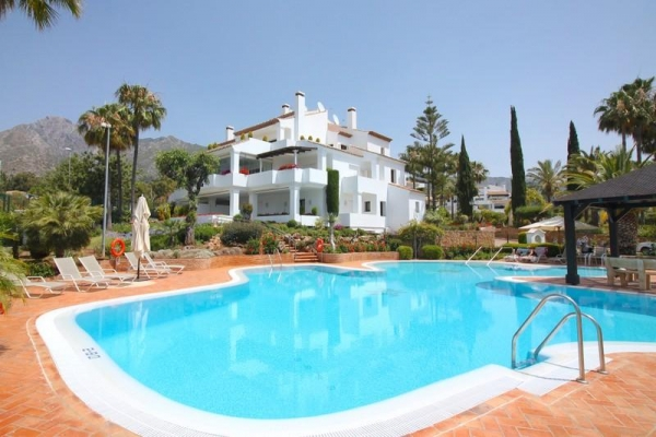 2 Bedroom, 2 Bathroom Apartment For Sale in Marbella Golden Mile
