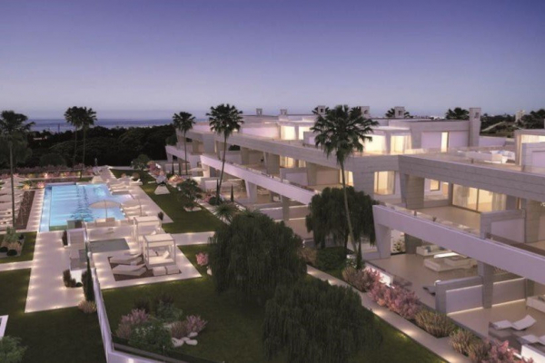 6 Bedroom, 8 Bathroom, Apartment for Sale in Marbella Golden Mile