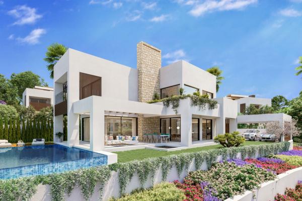 4 Bedroom, 4 Bathroom Villa For Sale in La Fuente Marbella, Marbella Golden Mile