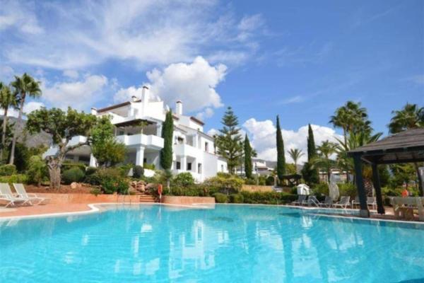 4 Dormitorio, 4 Baño Ático En Venta en Marbella Golden Mile